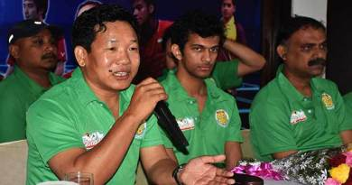 North Eastern Warriors gets ready for Premier Badminton League