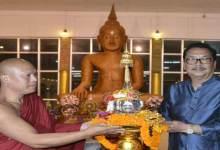 Photo of Namsai- Lord Buddha's relic put Golden Pagoda on world Buddhist tourism map