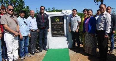 Chowna Mein inaugurates Green Gold Integrated Farm at Tarajuli