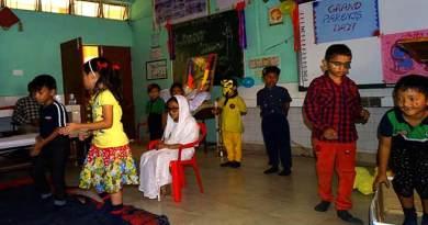 Kendriya Vidyalaya Celebrates Grand parents day