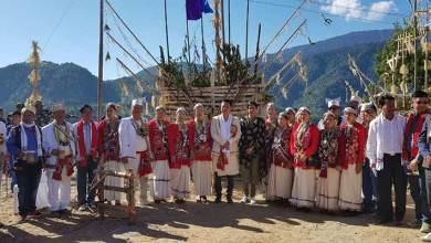 Photo of Bomdila- Nyetridow festival of Aka community begins