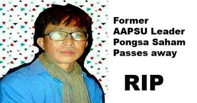 Former AAPSU Leader Pongsa Saham Passes away