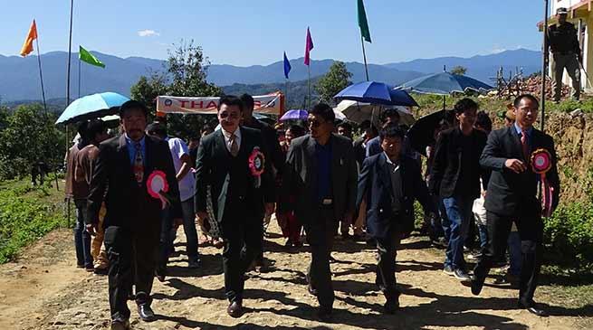 I will fulfil my commitment to Government College, Yachuli- Likha Saaya