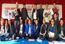 Photo of Arunachal Justice Forum launches 12 day sit-in-dharna