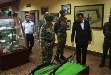 Photo of Assam- MoS defence visits Dao HQ of Army at Dinjan