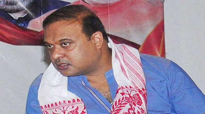 Guwahati police arrest two Govt employees for plot to kill Himanta Biswa Sarma
