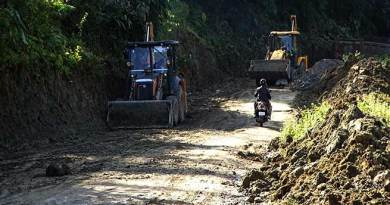 Rebia appeals public to support Itanagar-Jote road construction work