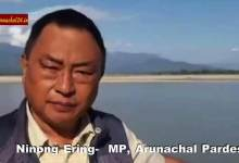 WATCH- Ninong  Ering's Video on Siang River goes Viral