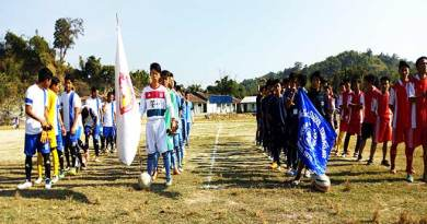"""Subroto Mukherjee Cup"" football tournament kicked off"