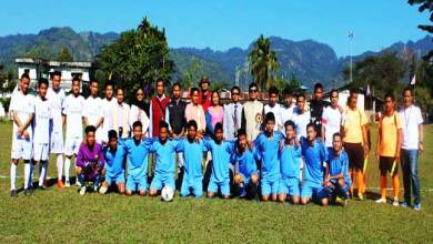 Photo of Team selected for 2nd edition of Hangpan Dada Memorial Trophy