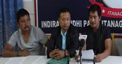 Arunachal Peace Committee denounce ATCO bandh
