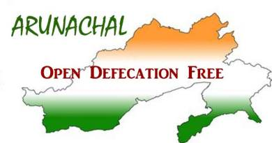 Arunachal achieves target of being Open Defecation Free