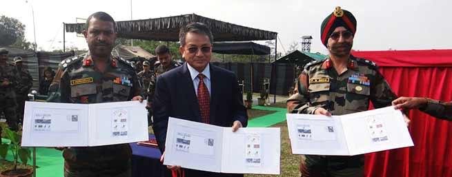 77 Mountain Brigade of Indian Army celebrates Platinum Jubilee