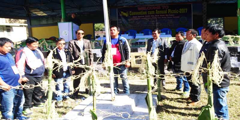 Arunachal: Taji inaugurates 3 day convention of Kiogi Welfare Society