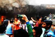 Photo of Itanagar- Fire breaks out in 2 locations, property worth crore gutted, several family rendered homeless