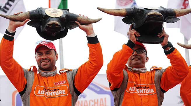 Gaurav Gill wins Rally of Arunachal