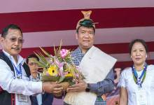 Photo of CM Pema Khandu attends 'Indigenous Faith Day'