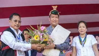Photo of CM Pema Khandu attends 'Indigenous Faith Day'