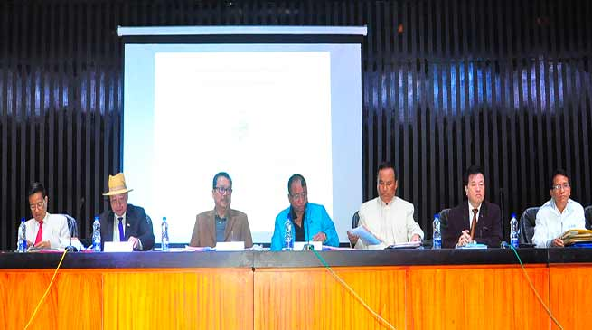 Chowna Mein calls upon PWD Engineers to revitalisework Culture