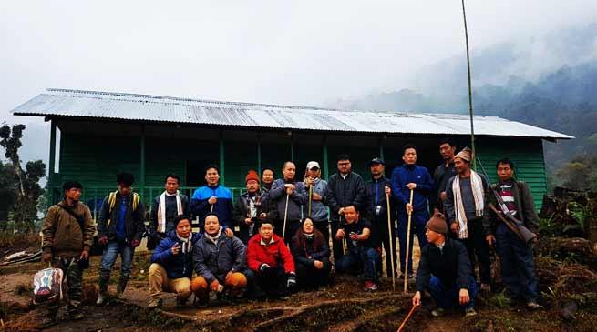 Sankalp se Siddhi Tak- Govt officials toured last village on foot
