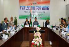 Photo of CM Pema Khandu Convene the State Level Core Group Meeting