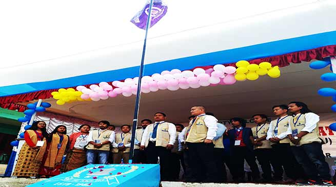 Arunachal:  ANSU observed 36 foundation day
