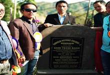 Photo of Itanagar:  Kaso inaugurates Sanglo Potung colony-1