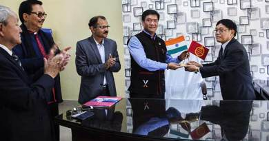 Arunachal: Khandu dedicates Divisional Commissioner (East) to the people of the eastern Arunachal