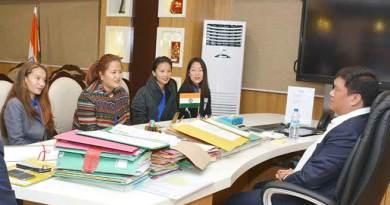 Arunachal: Khandu appreciates the social works of United Charity