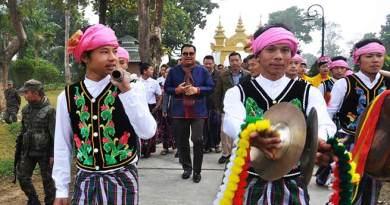 Arunachal: Chowna Mein attends Mai Ko Som Fai festival celebrated at Golden Pagoda