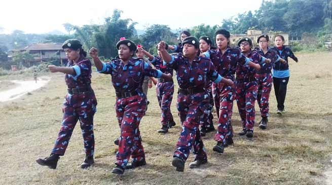 Arunachal: NCC training camp underway in Itanagar