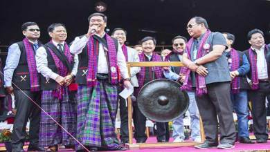 Photo of Arunachal: Pema Khandu declares Pangsau Pass International Festival open