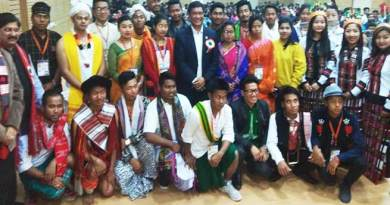 Pema Khandu attends SEIL program organised by ABVP in Delhi