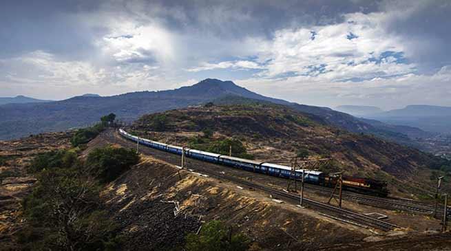 Khandu urges centre to prioritise rail connectivity to Arunachal Pradesh