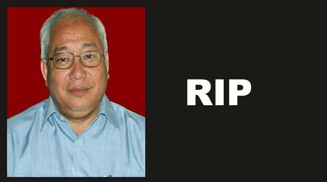 Arunachal: former minister Tako Dabi passes away, CM, Dy cm expresses deep sorrow