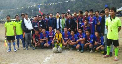Arunachal: Inter village football tournament concludes at Kalaktang