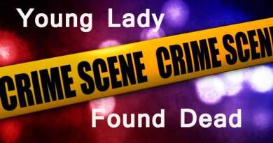 Itanagar: Young lady found dead