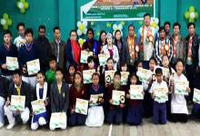 Photo of Itanagar: Two day 1st ever literary program for Ward No-9 concludes