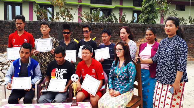 Arunachal:  NESBFC  wins 2nd NE Regional Blind Football Tournament