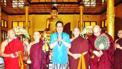 Photo of Arunachal: Thousands took part in Buddha Sasana Dhamma Desana