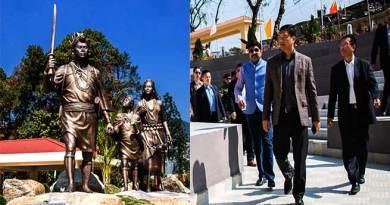 Arunachal: Pema Khandu inspects Dorjee Khandu State Convention Centre