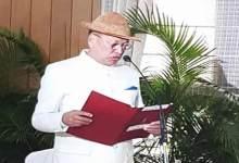 Photo of Arunachal: Khandu Cabinet expands by inducting Jarkar Gamlin