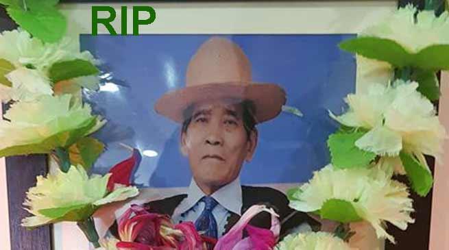 Arunachal: Chowna Mein expresses deep shock on demise of Kangir Jamoh