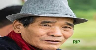 Arunachal: Former BJP President Kangir Jamoh Passes away