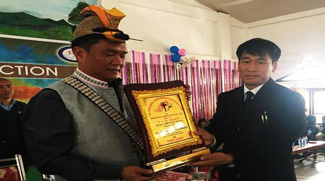 Arunachal: Churches Should take lead in fighting Corruption- Pema Khandu