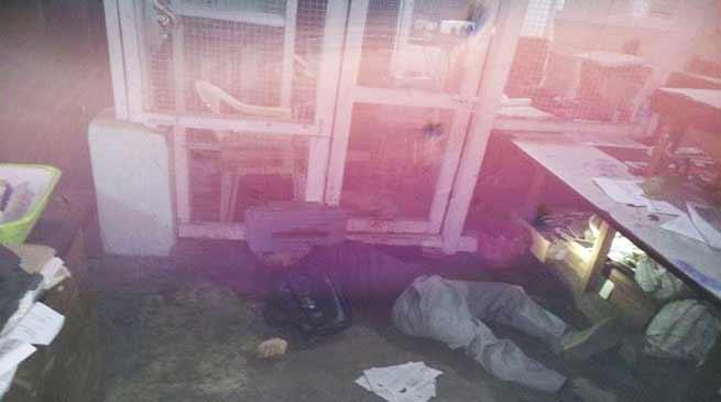 Arunachal: Mebo Rural Bank incident, SUMMA -ESD demands arrest of culprit
