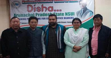 Arunachal:  leadership training of NSUI held