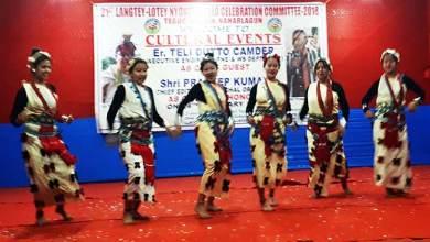 Photo of Arunachal: Nyokum Yullo celebrated at Tegdo-Pachin