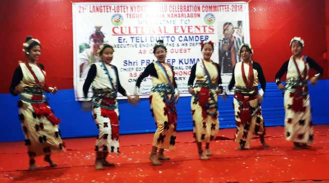 Arunachal: Nyokum Yullo celebrated at Tegdo-Pachin