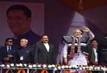 Photo of Arunachal: PM Modi Visits Itanagar-LIVE UPDATE